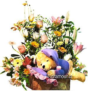 Flores Venta De Flores En Las Condes Envio De Flores A